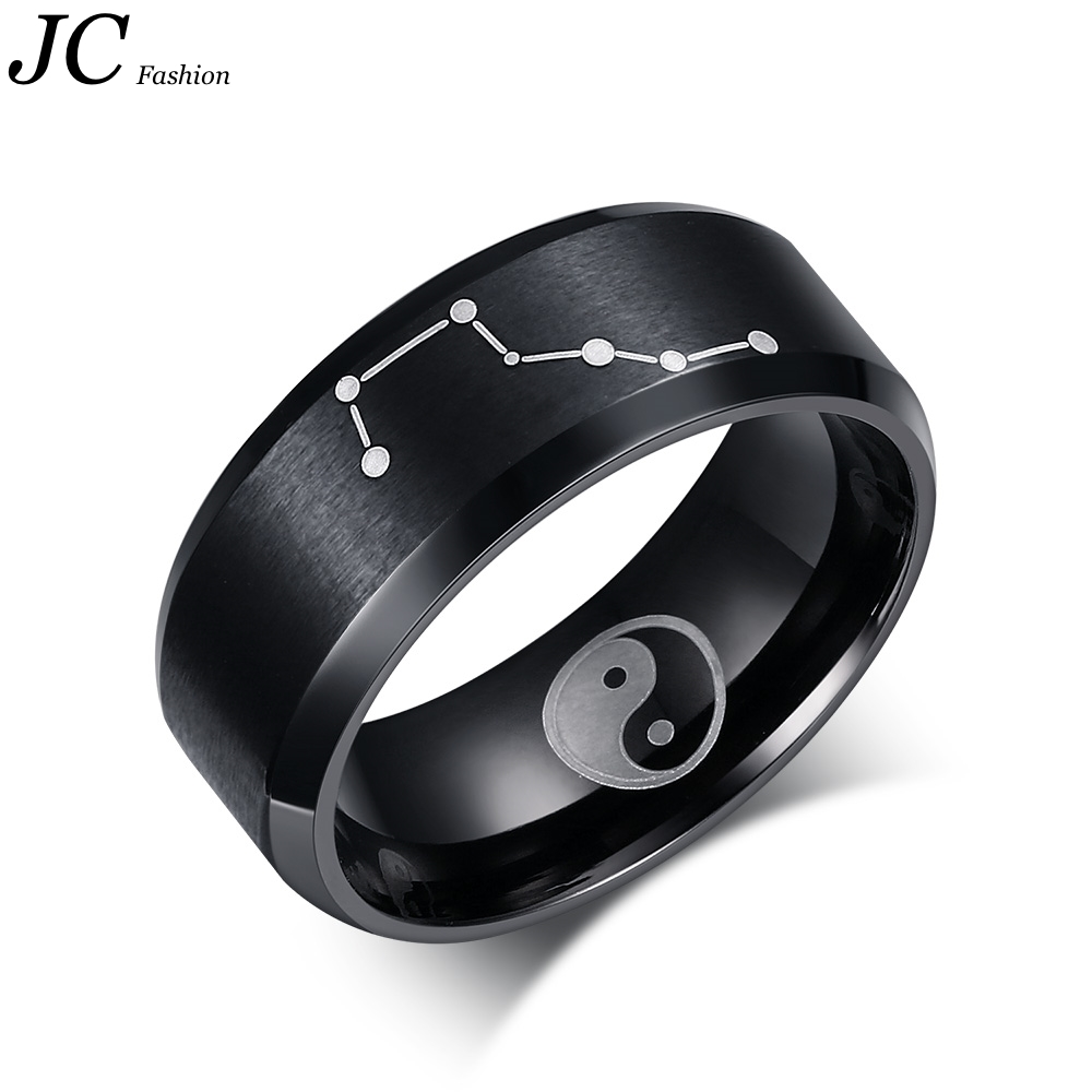 Stainless Steel Mens Dipper Ring Jewelry Wholesale