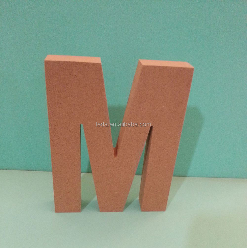 Wood letters alphabet wood craft alphabet wood blocks for Wooden letters for crafts