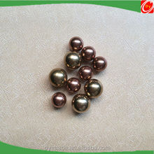 magnetic reddish copper balls