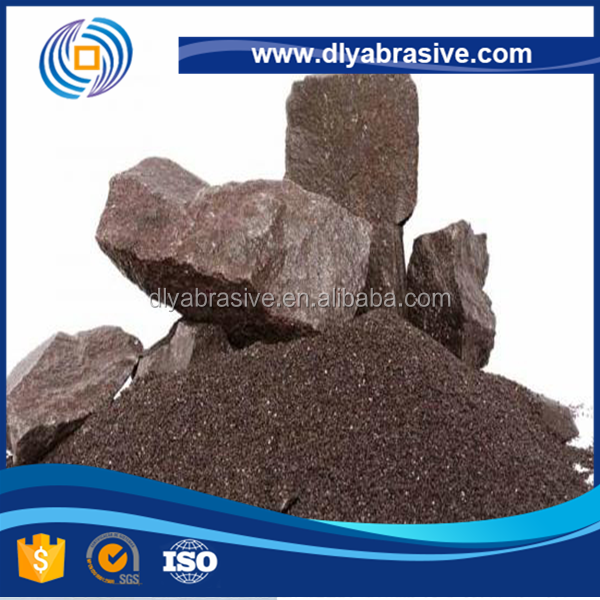 Best Price Of brown emery/ Brown Fused Alumina For Sale Factory In China
