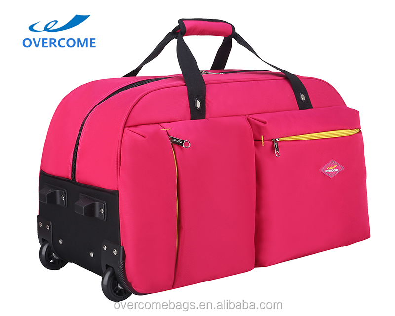 fashion trolley travel bag,good quality fast delivery