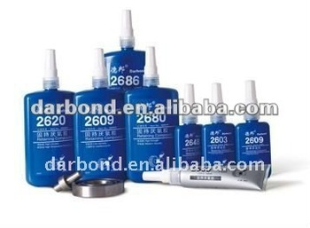 2648 High Strength High Temperature Resistance Retaining Compound/Adhesive/Glue