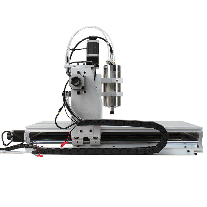 4 Axis CNC 6040 China Mini DIY Desktop Hobby CNC Router Kits For Sale for Woodworking Advertising Drilling Milling