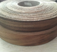 Supply high quality acacia edge banding veneer Tape