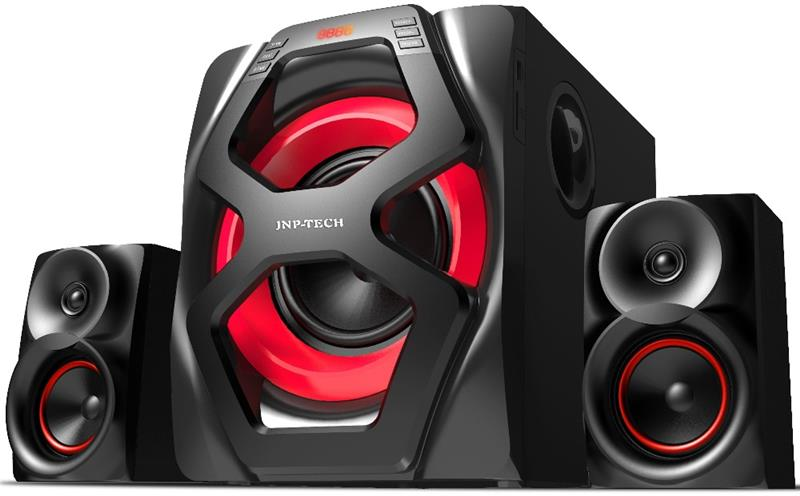 2.1 USB Bluetooth Subwoofer Speakers High End Home Theater Speakers