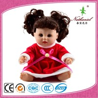 christmas gift 2016 dismountable wholesale plastic fashion baby alive soft doll supplies factory