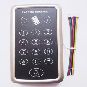 13.56MHz RFID Proximity card Access Controller