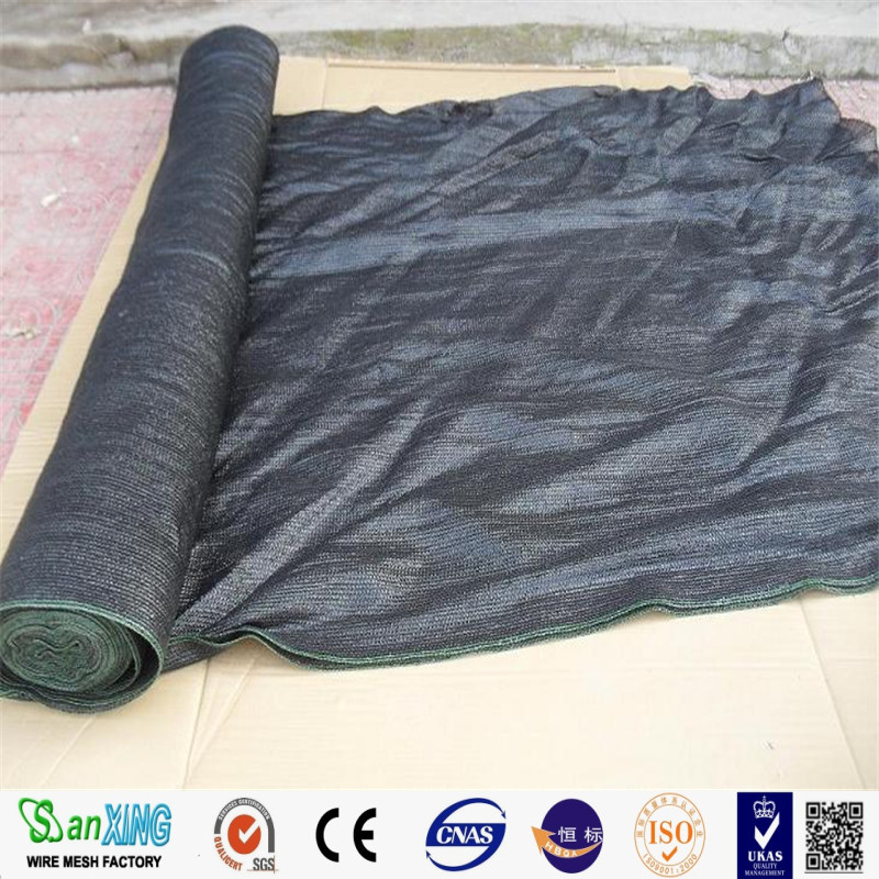 Sun shade net to resist the ultraviolet ray with high shade rate