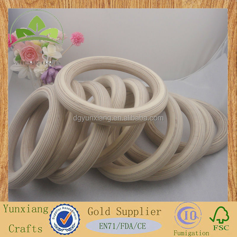 body building ring wood gym ring heavy duty gym ring