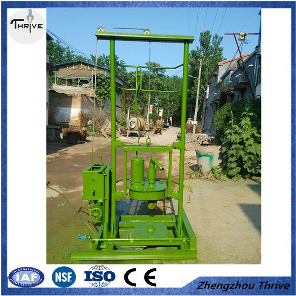 China golden supplier Tractors drill machine, tractor mounted water well drilling rig