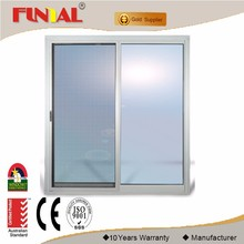Hot Sale High Quality Best Factory Direct Sales Customized Design Nigeria Aluminum Sliding Windows