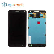 "Low price china made 5.5"" mobile phone lcd touch screen for A7"