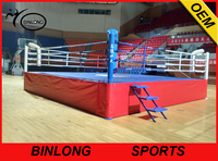2016 hot selling used boxing ring for sale with factory price