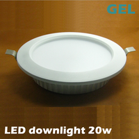 order from china direct 20w led slim downlight rebate conversion