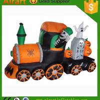 Cheap Inflatable Halloween Train Inflatable Halloween