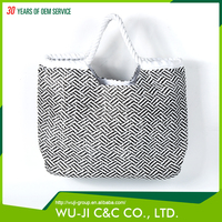 China Supplier Quality plain tote bags , cheap folding beach bag