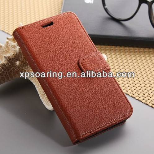 for LG nexus 5 lychee wallet leather case pouch bag