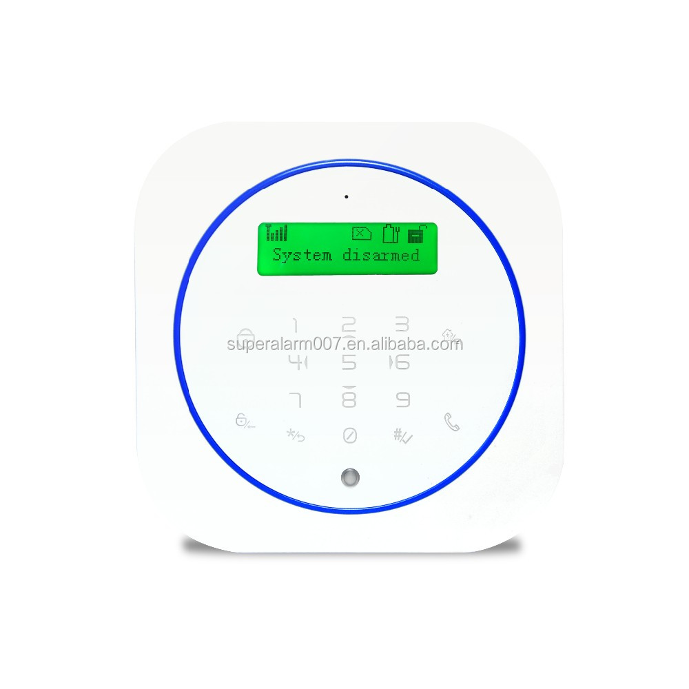 Smart Home Wireless GSM Alarm System Host