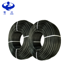 Golden Supplier Agricultural PE material black gated irrigation pipe