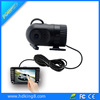 mini hidden car camera black edition For Car DVD Player Dash Cam on Front and Rear Windshield