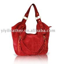 N344-Lady Fashion Handbag 2013,flannel handbag