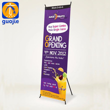 Outdoor X Banner Size , Advertising X Banner Stand , Display X Banner