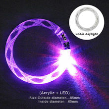High Fashion LED Flashing Wristband