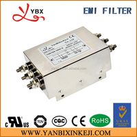 380V/440VAC Three-Phase Three Line General Purpose Filter