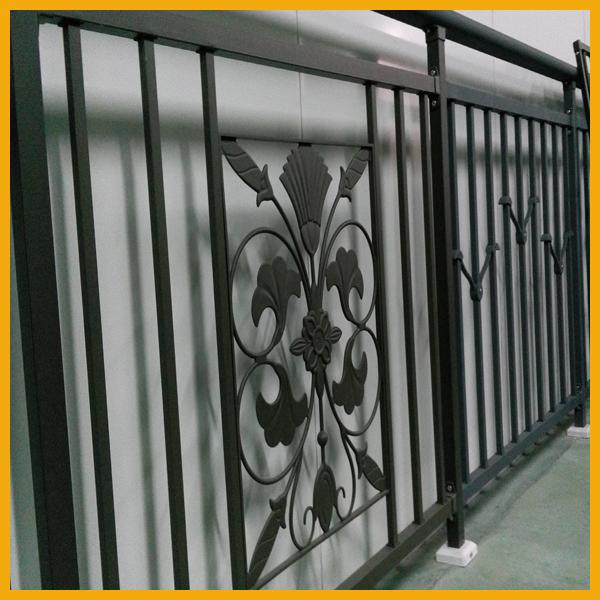 Alibaba aluminum and steel balcony grill designs view - Box grill designs balcony ...