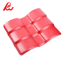 custom logos asa synthetic resin roof tile With Factory Wholesale Price
