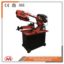 New Condition Portable Blade Grinding Machine Angle Cut 45 Degree 5x6 Swivel Head Bandsaw