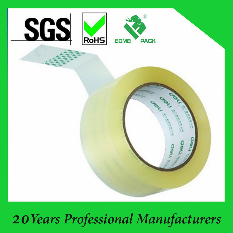 Crystal Clear with Low Noise Packing Tape 48mm * 66m ( Water Based Acrylic )