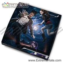 Multi-Printing Skin Stickers For PS3 Slim Console Controller For Play Station3 With Hot Wholesale