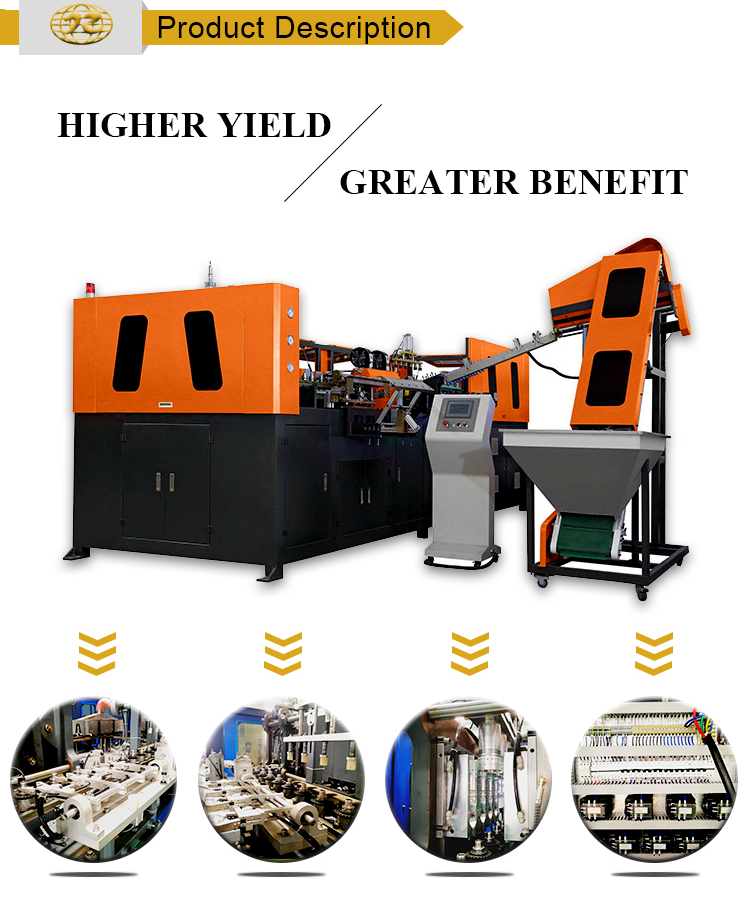 New design juice rotational plastic injection molding machine