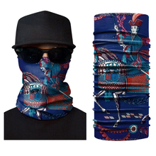 Cheap Fashion Seamless Breathable Fishing Outdoor Custom Printed Logo Colorful Tubular Bandana