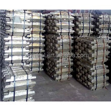 Attractive Zinc ingots price for buyers from China