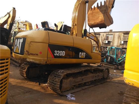 Used cat 320D /320B/320C for sale, welcome purchase