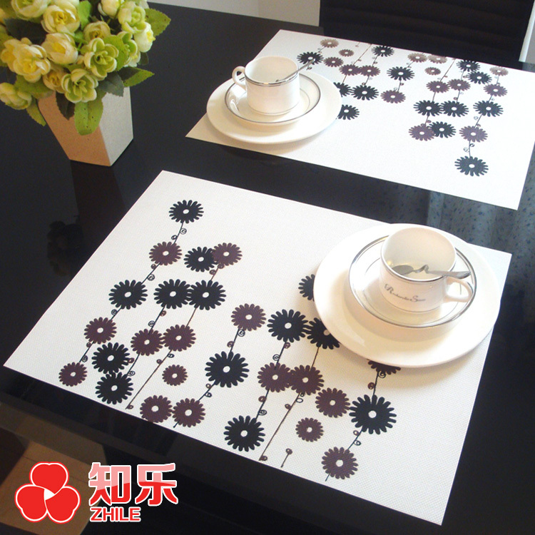 simple life style design mat table protection