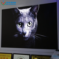 High Density Panel 1.5mm led indoor display flat