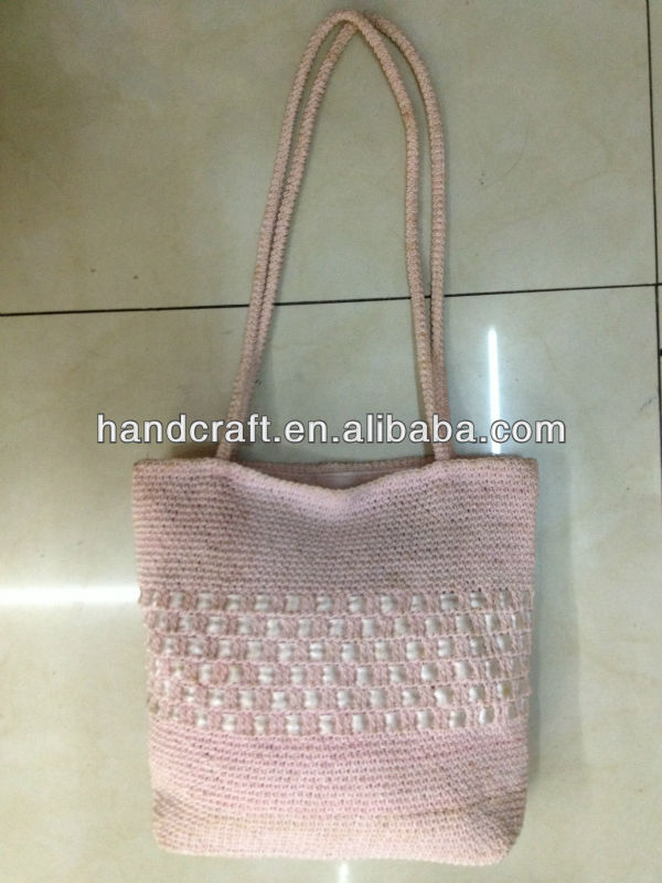 hot fashion crochet bags for women