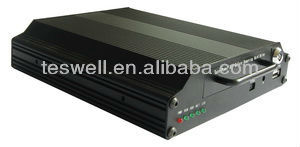Mobile CCTV Embedded Digital Hard Disk Video Recorder For all styles of vehicles