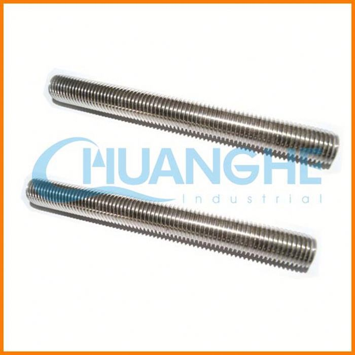 Hardware fasteners plastic threaded rods