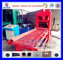 Hydraulic System Automatic Shisha Charcoal Tablet Making Machine
