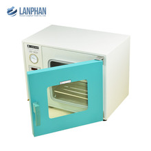 china portable electrode vacuum drying oven with iso certification