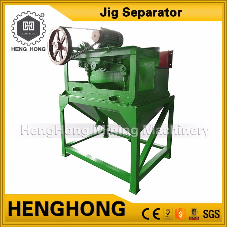 Manganese Ore Concentrate Jig Separator With Good Price