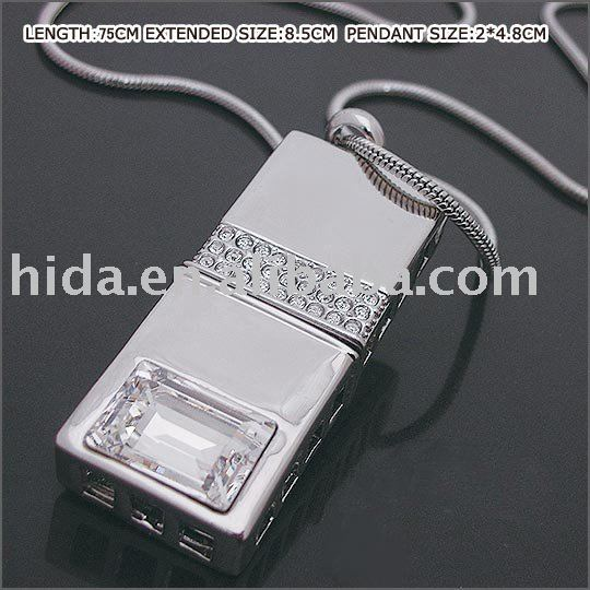 Jewelry USB flash drive,Diamond usb drive,Promotional memory stick