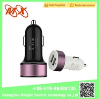 Welcome import usb car charger cigarette 12v battery charger lighter adapter with low price car mobile charger adapter