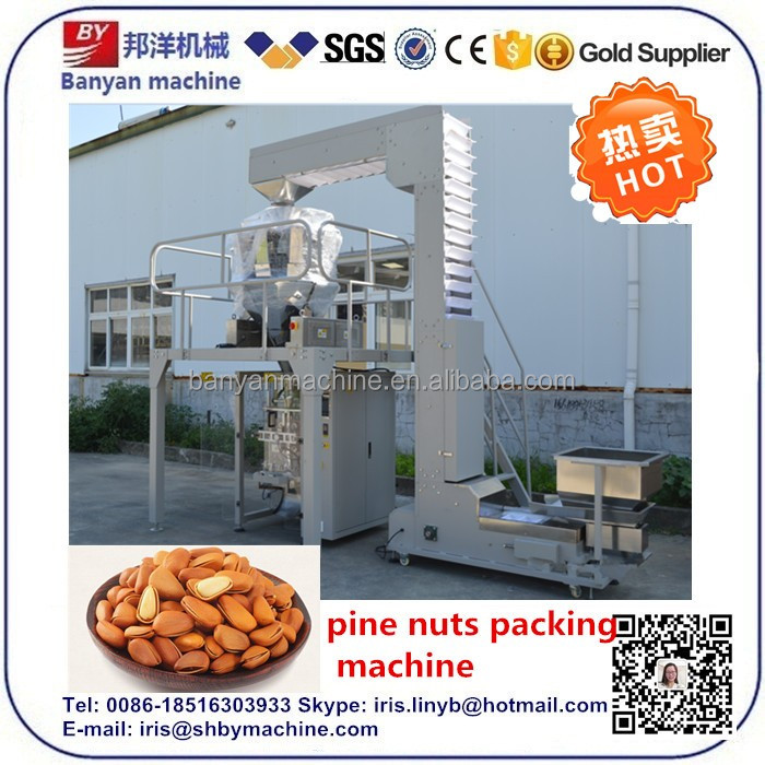 2017 New Typa Multi Heads Weighing Automatic Durian dried fruit packing machine 0086-18516303933