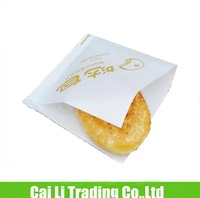 food grade recycle sandwich wrapping paper bags