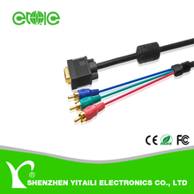 high quality vga to rca/av cable